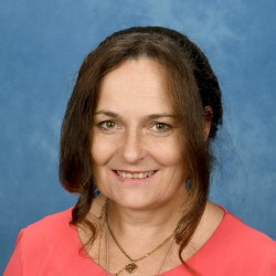 Our school principal Mrs Tracey Betts